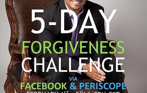 5-Day Forgiveness Challenge